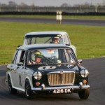 MG110 in HRDC race at Snetterton