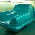 Turquoise Metropolitan