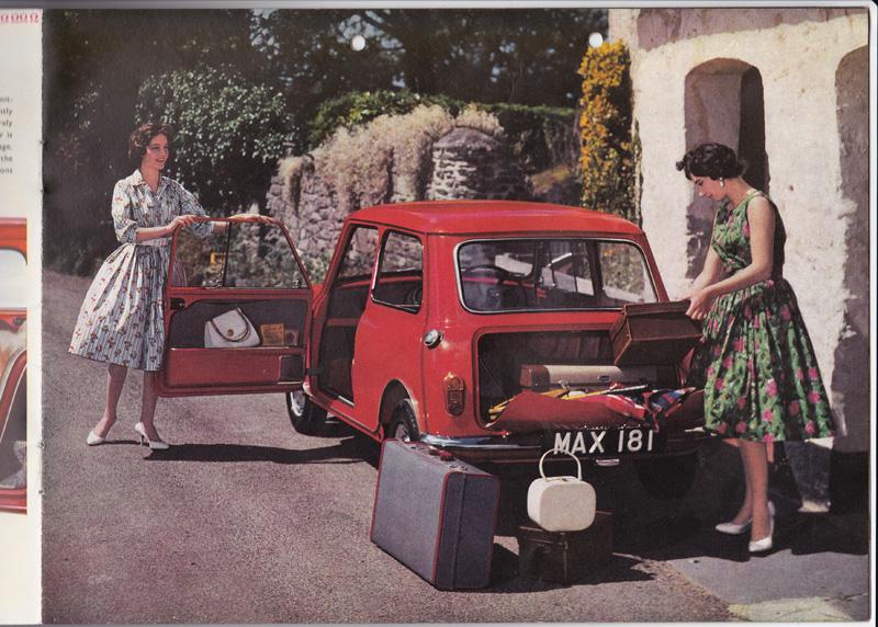 Austin Seven Mini Cck Historic