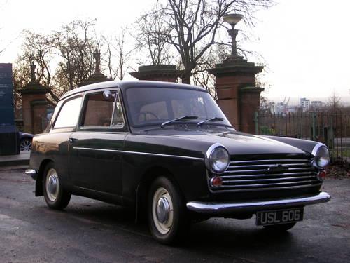 Austin A40 Farina Cck Historic