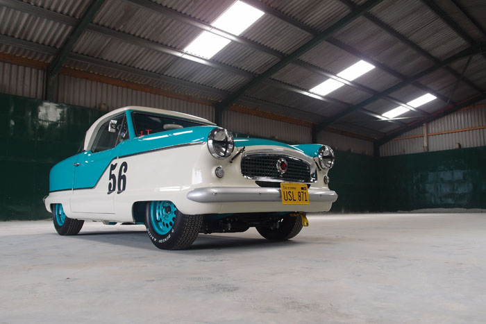 Nash Metropolitan Race Car