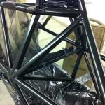 FF1600 chassis repair 3