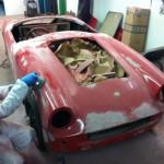 Mk1 Turner restoration at CCK 4