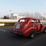 HRDC Goodwood trackday 38 Ford