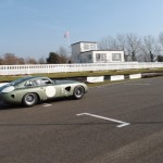 HRDC Goodwood trackday Aston Martin