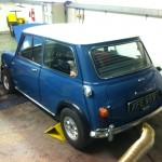 Mk1 Mini Cooper S rolling road tune