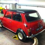 Mk3 Mini Cooper S rolling road tune