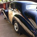 Bentley R type service