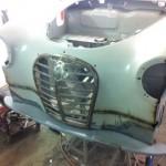 Austin A35 restoration