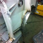 Austin A35 restoration 2