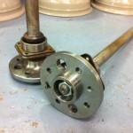 Custom half shafts Fiat Abarth 1500 S