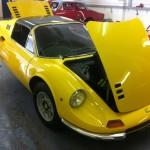 Ferrari Dino 246 sevice 3