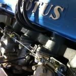 Mk1 Lotus Cortina carbs