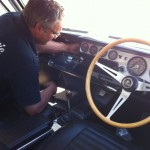 Mk1 Lotus Cortina interior