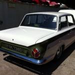 Mk1 Lotus Cortina rear