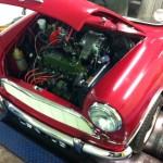 1959 supercharged 850 mini john simister 3