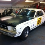 FIA 65 Mustang