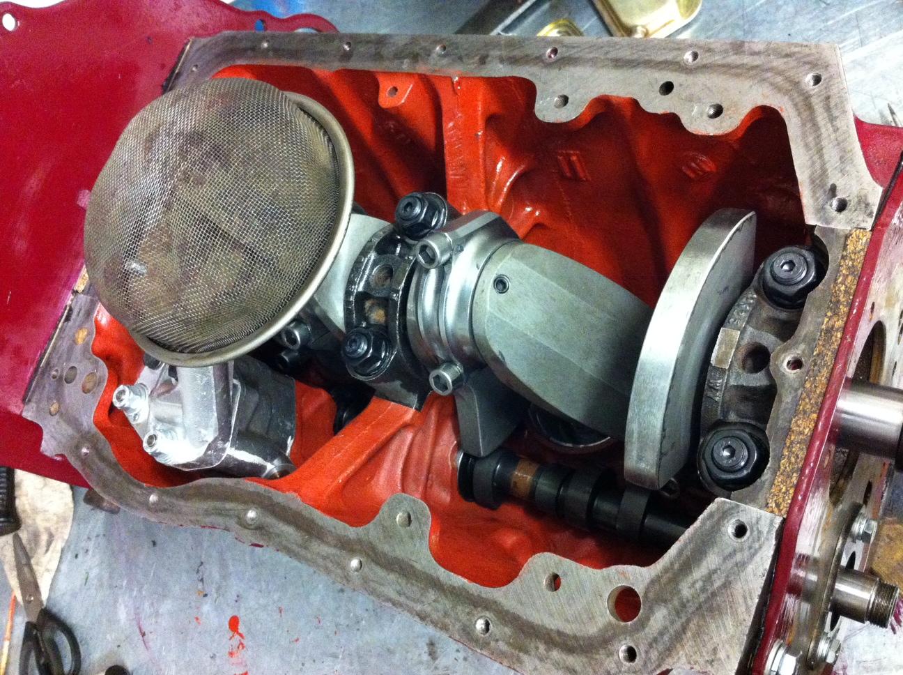 Historic Race Engines Cck Historic