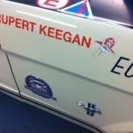 Rupert Keegan FIA 65 Mustang