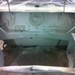 mk1 mini pickup engine bay 2