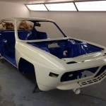 Urpiala BMW Alpina CSL restoration 2800CS KF-SC3