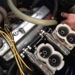 Abarth Fiat 1500 engine install 2