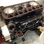 Fiat 1500 race engine