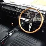 David Long Mk1 Lotus Cortina interior dashboard
