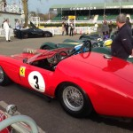 Turner Dino 246 Goodwood 72nd Members Meeting