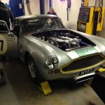 Naismith Aston Martin DB4 3