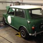 Naismith Mk1 Austin Mini Cooper