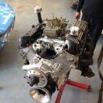 Rebuilt Rover V8