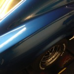 69 Mustang rolling road 3