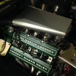 Aston Martin V8 carb tuning
