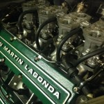 Aston Martin V8 carb tuning and balancing