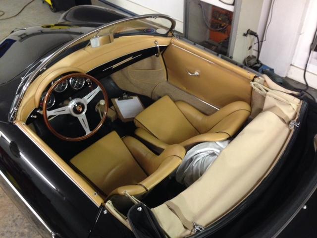 Paragon Porsche Cck Historic