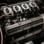 Aston Martin V8 Weber carbs