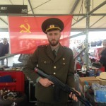 Goodwood Revival USSR 2014
