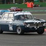 Richard Postins BMW 1800ti race car