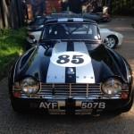 Triumph TR4 FIA race car 3