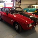 Alfa Romeo Giulia Sprint 4