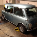 1275 Mini rolling road tune
