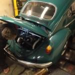 1964 VW Beetle rolling road tune