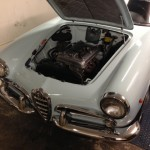 Alfa Romeo 1300 Giulietta Spider