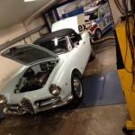 Alfa Romeo 1300 Giulietta Spider 2