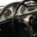 Alfa Romeo 1300 Giulietta Spider dashboard