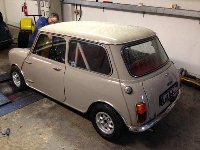 Mk2 Mini  CCK Historic