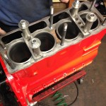 TR4 engine build