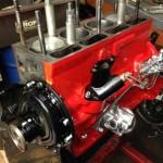 TR4 engine rebuild