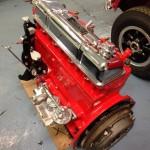 Triumph TR4 engine rebuild 2